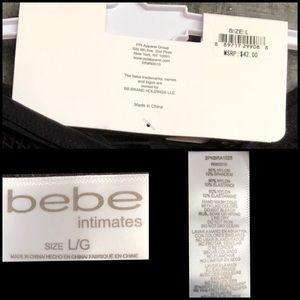 bebe Intimates & Sleepwear - 🆕 BEBE 2-PACK SPORTS BRAS BLACK/BURGUNDY